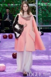 The one sleeve sensation, Dior